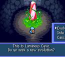 Luminous Cave