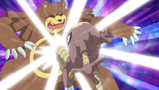 Barry Hitmonlee Hi Jump Kick