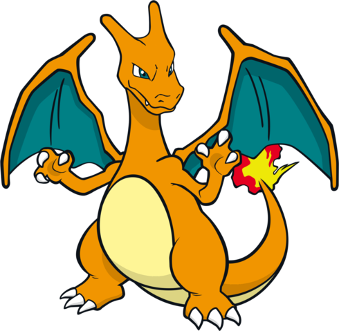 File:006Charizard Dream.png