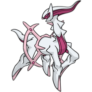 493Arceus Fairy Dream