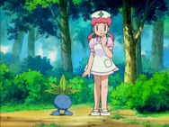 Nurse Joy Oddish