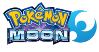 Pokémon Moon logo