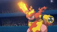 Lucas Magmortar Fire Punch