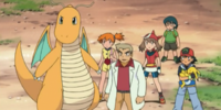 Professor Oak's Dragonite