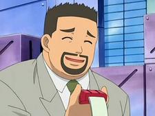 Pokétch Company President anime