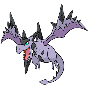 File:142Aerodactyl Mega Dream.png