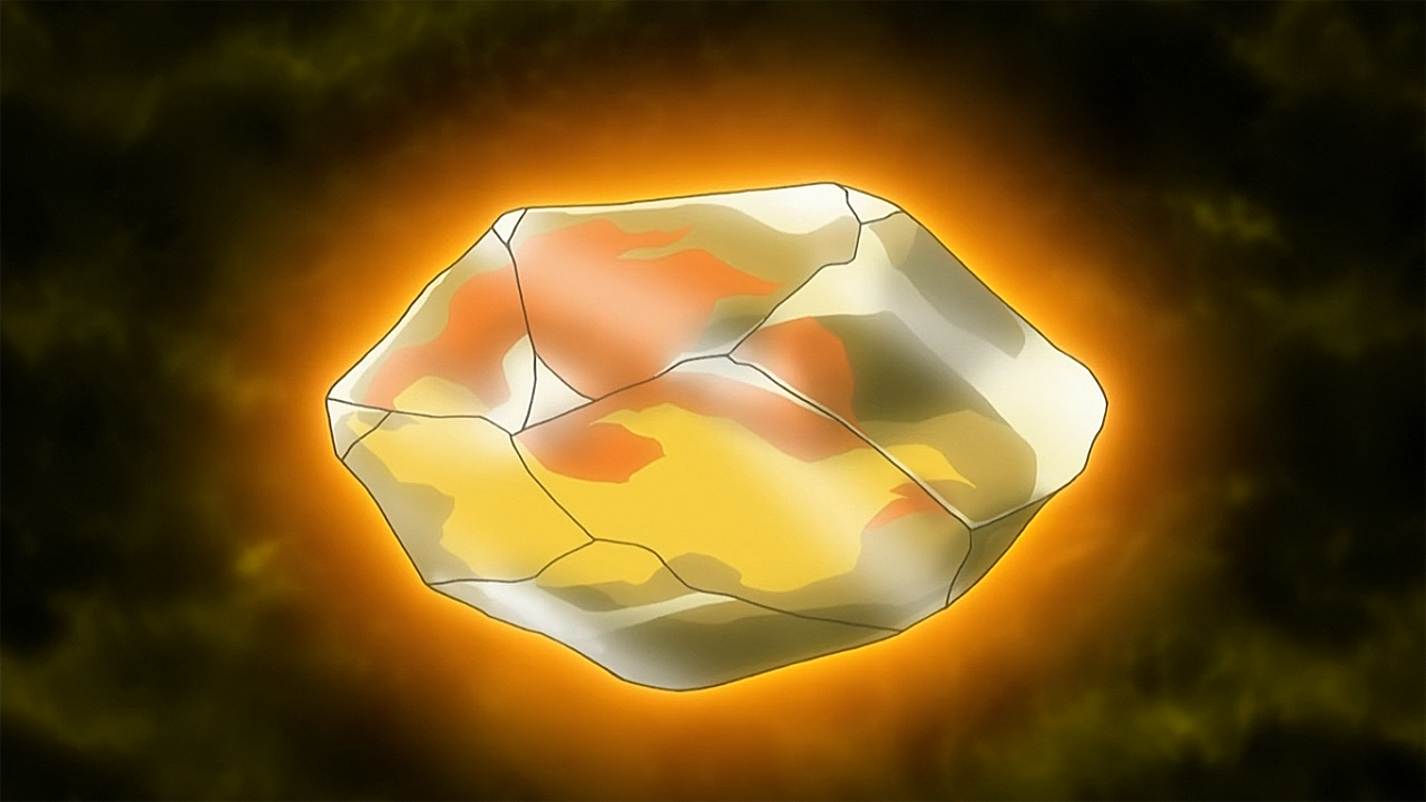 Red Fire Granite : Evolutionary stones pokémon wiki fandom powered by wikia