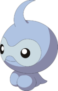 351Castform AG anime