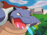 Battle Park Blastoise Bubble