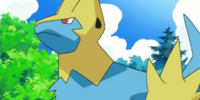 Jaco's Manectric