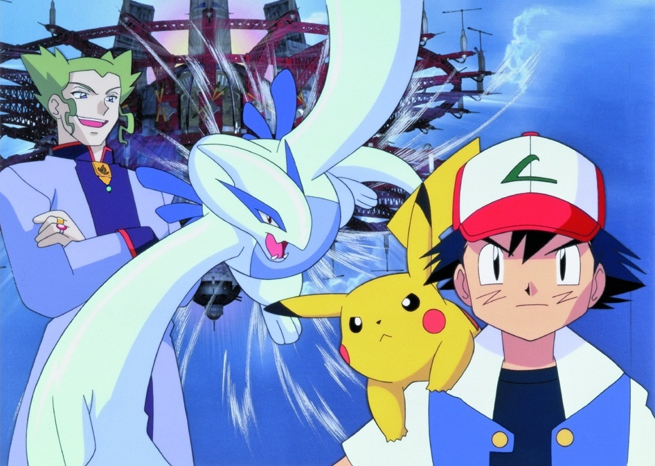 MS002: Pokémon The Movie 2000 - The Power of One | Pokémon ... Xerneas Yveltal Zygarde Wallpaper