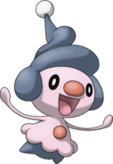439Mime Jr Pokemon Ranger Shadows of Almia