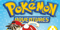 Pokémon Adventures: Volume 1