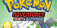 Pokémon Adventures: Volume 22