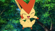 Victini is cute