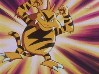 Rudy's Electabuzz