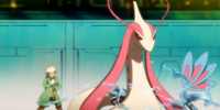 Palmer's Milotic (anime)