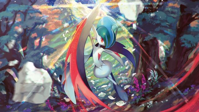 File:Mega Gallade Pokemon TCG XY Roaring Skies.jpg