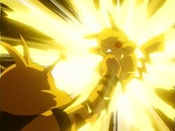 Rudy's Electabuzz ThunderPunch