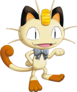 052Meowth Pokemon Mystery Dungeon Explorers of Sky