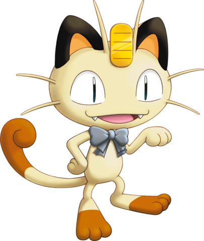 File:052Meowth Pokemon Mystery Dungeon Explorers of Sky.png