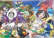 Pokemon Refresh Artwork