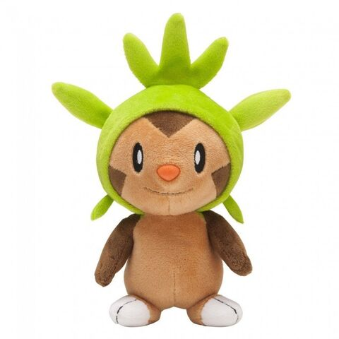 File:PokemonCenterChespinPlush.JPG