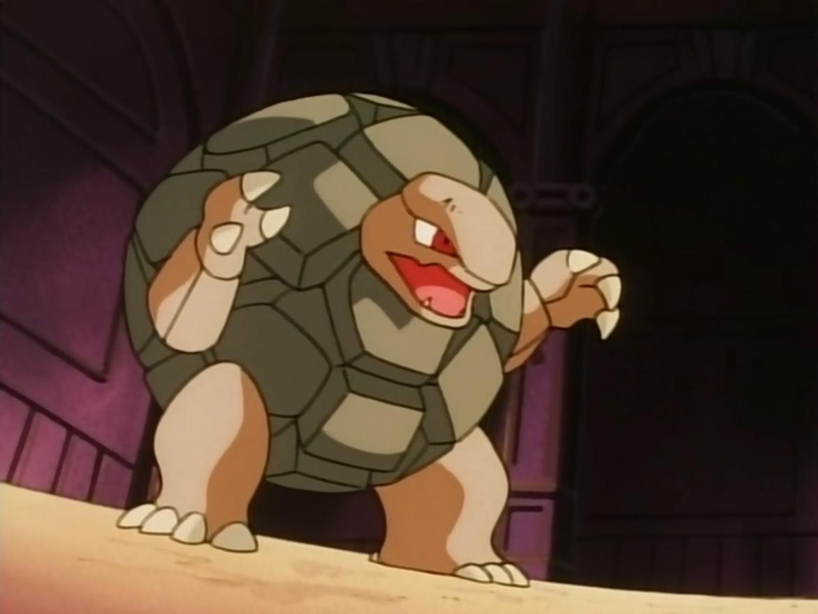 Giovanni Golem anime