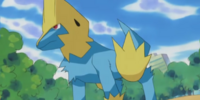 Wattson's Manectric (anime)