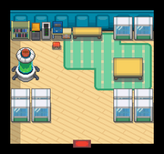 Professor Oak's Lab