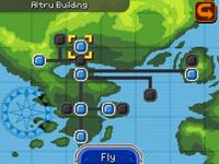 Altru Building Map Almia