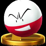 Electrode trophy SSBWU