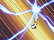 Dawn Pachirisu Discharged Tail