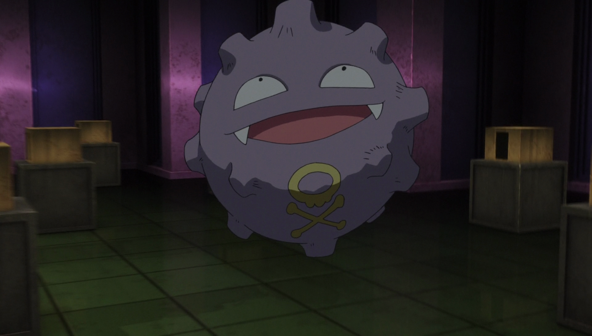 Team Rocket Koffing PO
