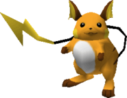 026Raichu Pokemon Stadium