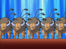 Ash Tauros Double Team