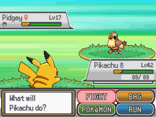 Image result for pokemon battle screen