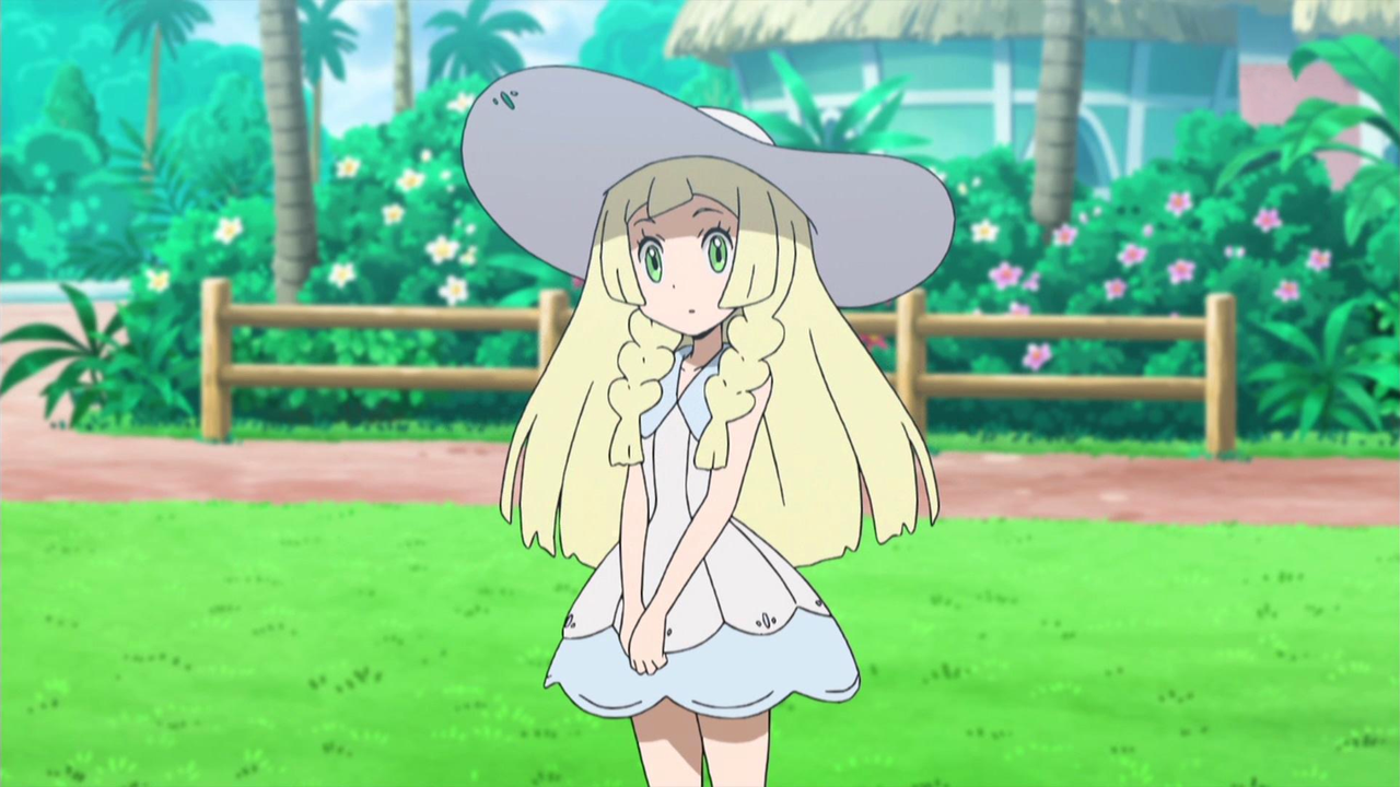 Lillie (Resurgence) | PokéFanon | FANDOM powered by Wikia