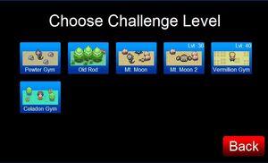 Challenge lev 99