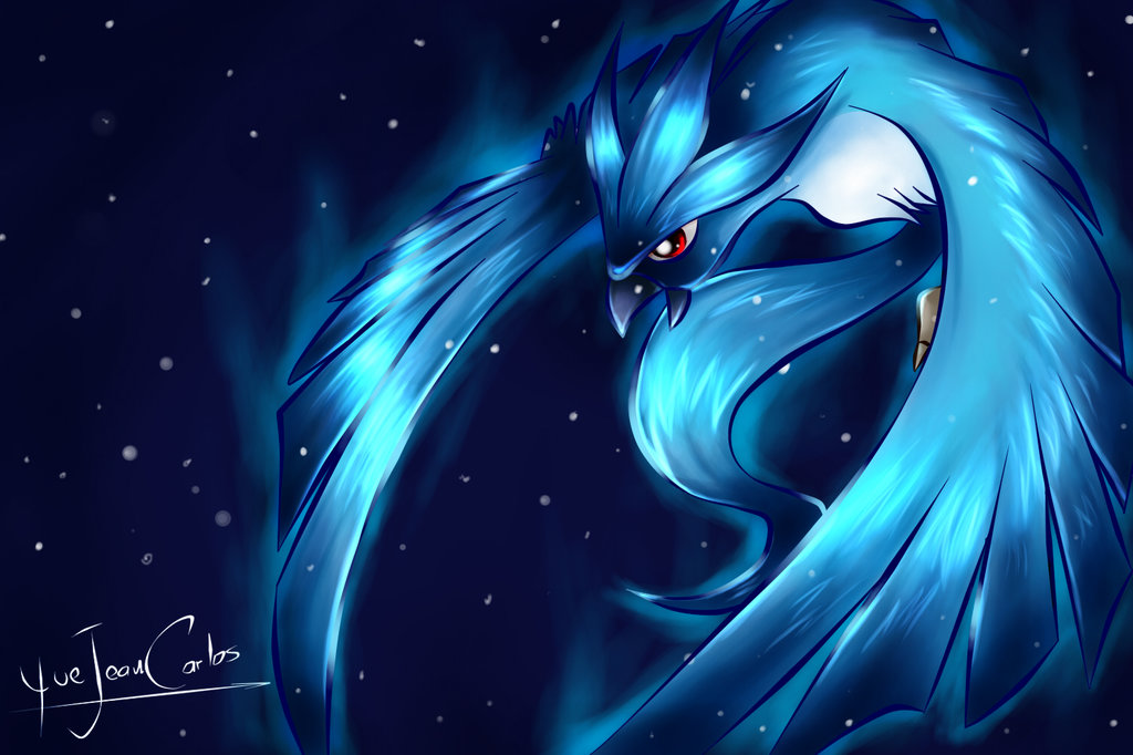 Articuno pokemon wallpaper images - 99 ghost hands images