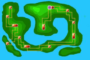 Map Safari Zone 6