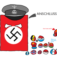 Third Reichtangle anchlussing some countries!