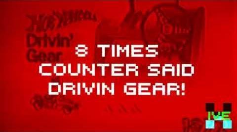 Drivin' Gear Counters