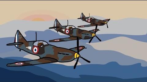 Countryball Animation - Dunkirk Evacuation