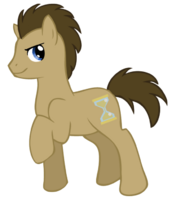 Doctor whooves