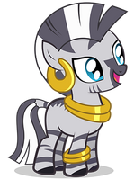 Cuter Filly Zecora