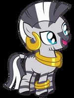 Cuter Filly Zecora