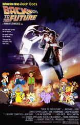 Winnie the Pooh Goes Back to the Future poster