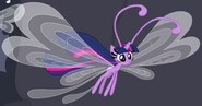 Twilight Sparkle as a Breezie