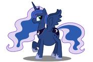 Princess Luna (Pregnant)